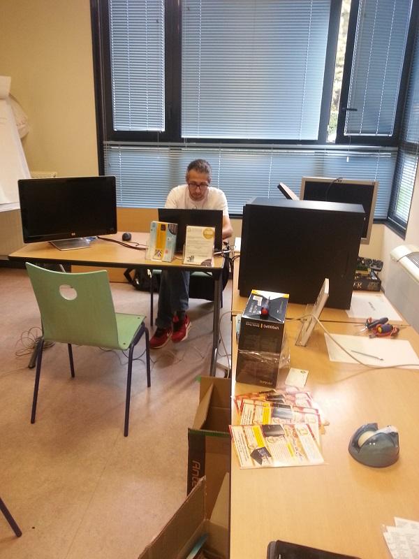 Nouvelles technologies compte rendu de nos 2 jours de portes ouvertes informatique chez - Olivier de serres portes ouvertes ...