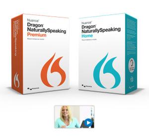 logiciel de reconnaissance vocale Dragon Naturally Speaking