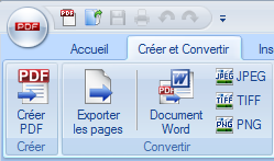 Transformez un pdf en document word informatique chez - Convertir fichier pdf en open office gratuit ...
