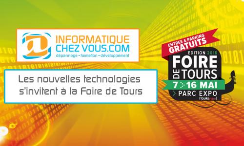 VISUEL FOIRE DE TOURS