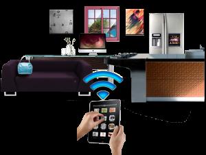 maison-connectée - objets connectés