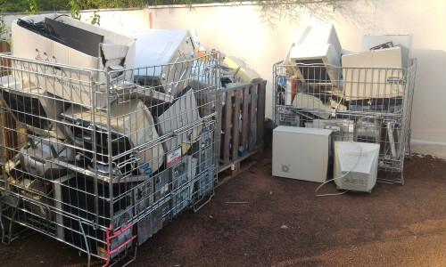 Opération Recyclage 17 Septembre 206