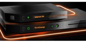 Livebox - Orange - reseaux informatique Réseau Domestique