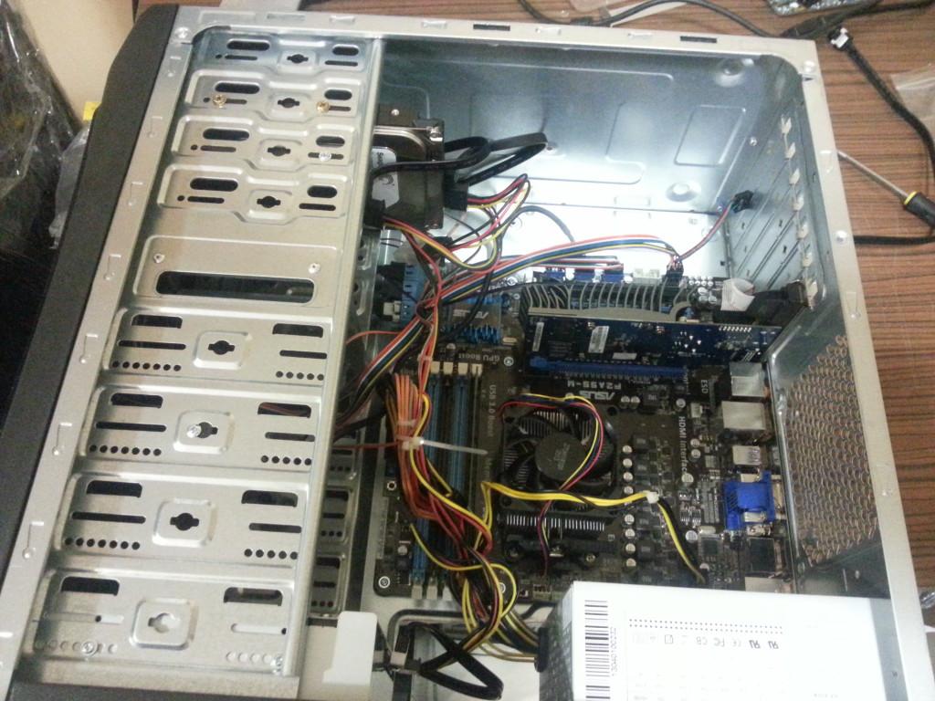 Montage PC ICV