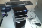 Un PC planté que nous modifions….
