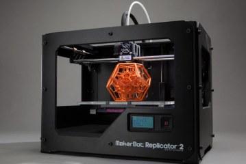 Imprimante 3D – Démo à la Foire de Tours