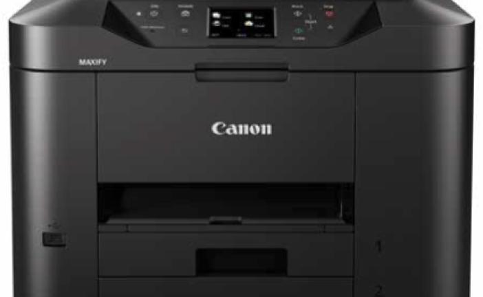 Canon Maxify : une gamme pour les TPE