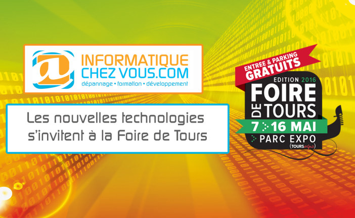 Foire De Tours 2016 : Démonstration de l'imprimante 3D