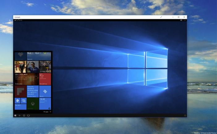 Windows 10 build 14316 : voilà une preview qui vaut la peine d'être installée