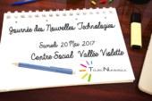 Journée des Nouvelles technologies – Conférence Atelier sur la photo et le montage photo