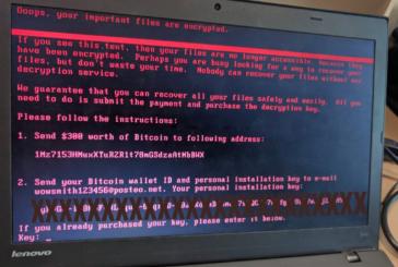 Petya : plus qu'un ransomware, un wiper ?