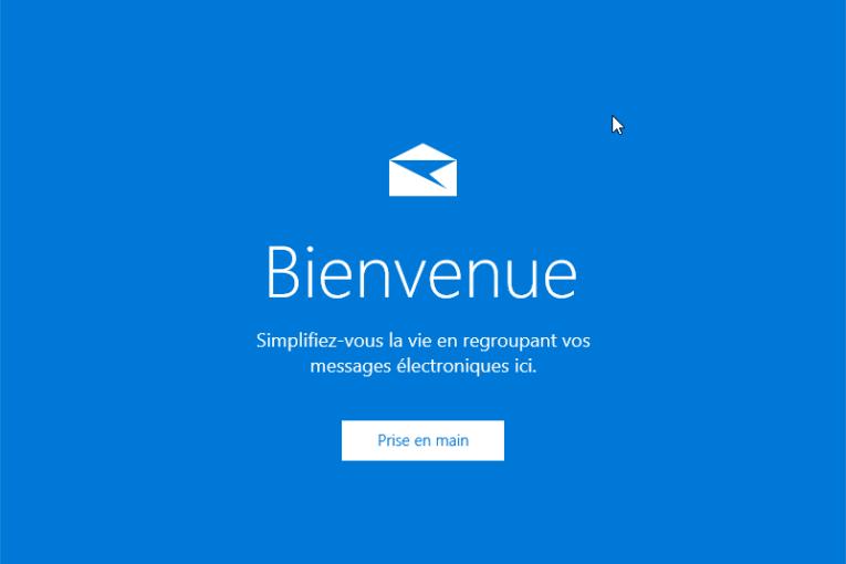 Tutoriel – Application Courrier de Windows 10