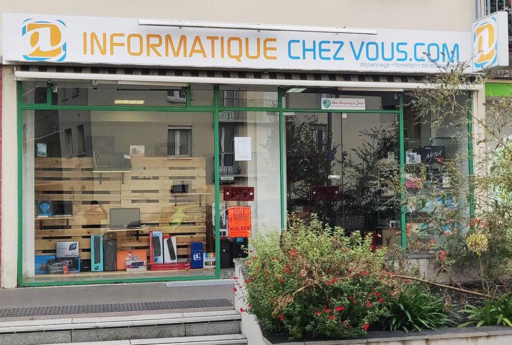 Boutique Informatique Chez Vous